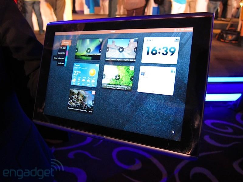 Acer Iconia Tab M500 sous MeeGo : une nouvelle tablette Acer au Computex 6