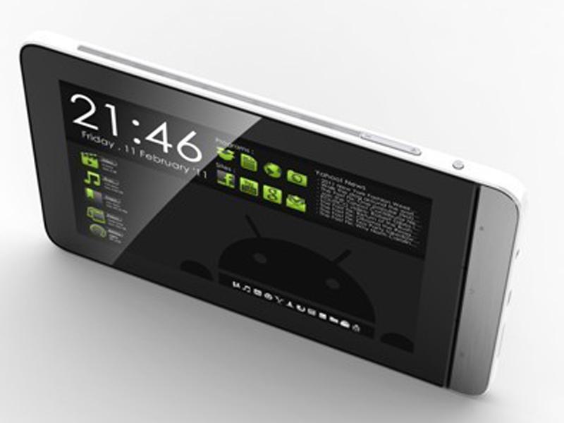 GoGear Connect 7 : la première tablette tactile Philips confirmée 1