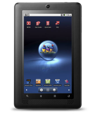 Viewsonic ViewBook 730 : la tablette Android Low Cost de Viewsonic 2