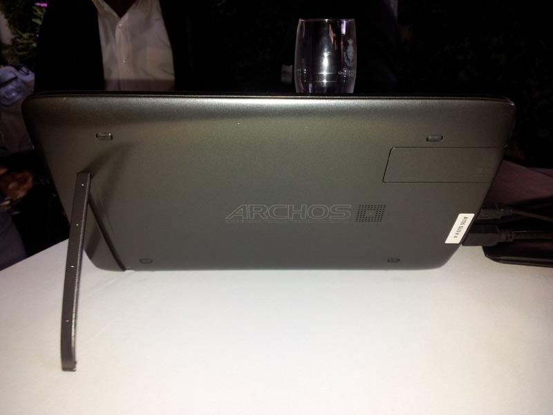 Photo et vidéo de la nouvelle gamme Archos Gen9 : Archos 80 et Archos 101 8
