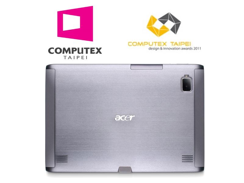 Acer Iconia Tab A501 : une tablette 10 pouces en Wi-Fi et 3G 2