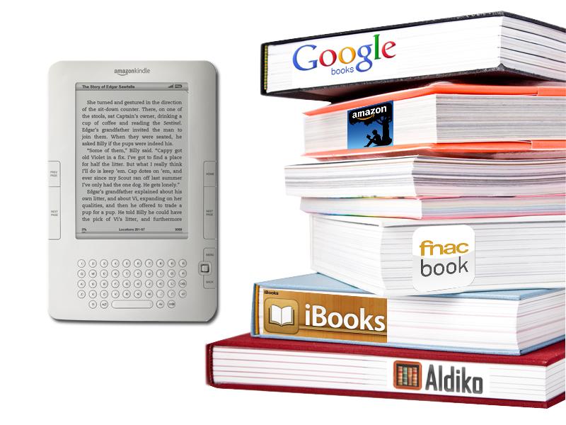 Guide d'achat eBook : Livre numérique électronique 7