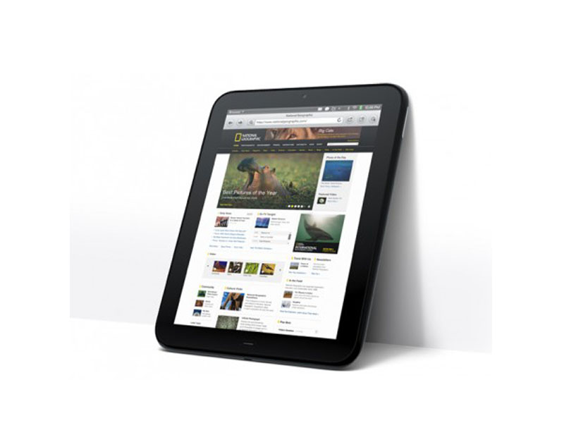 WebOS Pivot, le magazine de HP pour les applications sur la TouchPad 2