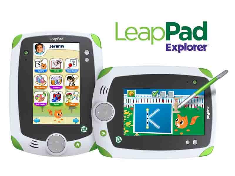 LeapPad Explorer, la tablette tactile pour les enfants de moins de 9 ans 2