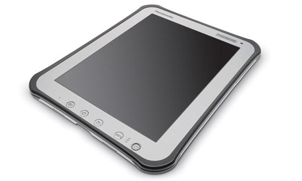 Panasonic Toughbook : une tablette professionnelle sous Android en prévision 2