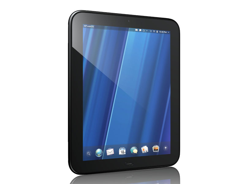 La tablette TouchPad de HP en vidéo