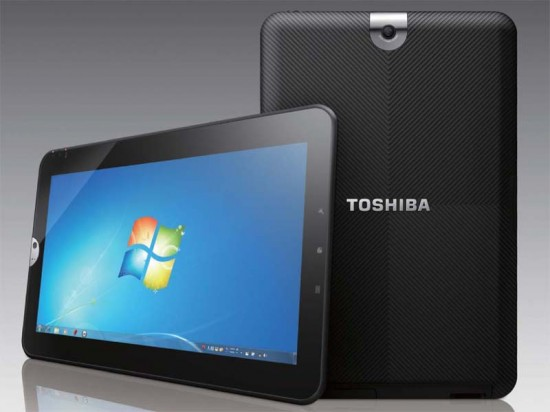 toshiba wt310 une tablette de 11 6 pouces sous windows 7. Black Bedroom Furniture Sets. Home Design Ideas