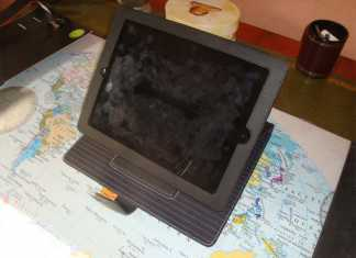 Test accessoire iPad 2 : Etui en aluminium et en cuir 5