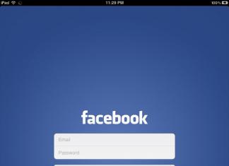 Facebook pour iPad : l'application existe déjà et est cachée dans la version iPhone ! 2