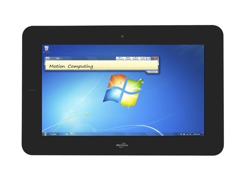 ExoPC : une nouvelle tablette, la motion Computing CL900