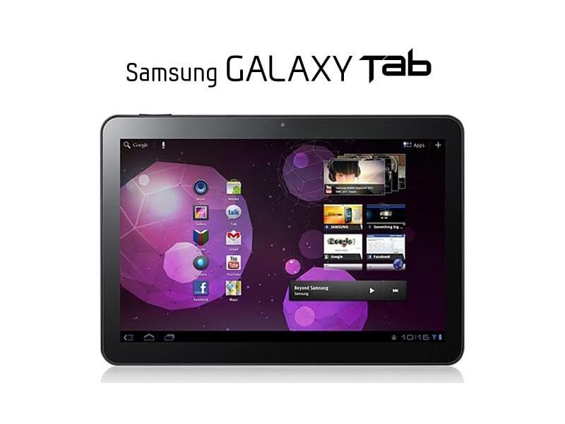 Les Galaxy Tab 8.9 et 10.1 pouces seront commercialisées en France à partir du 8 août prochain