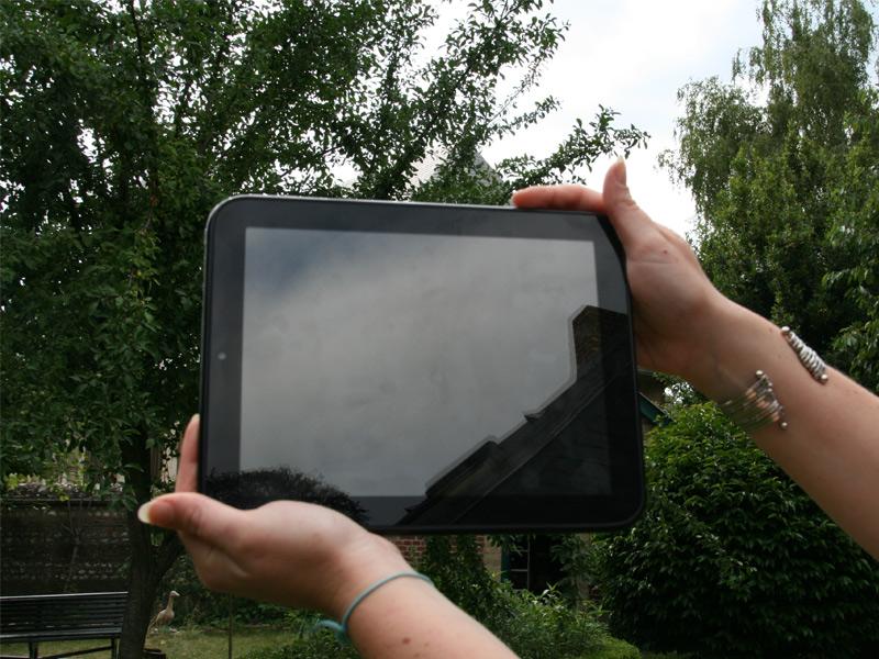 Test et Avis HP TouchPad 2