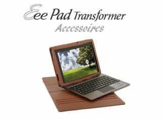 Top 10 des accessoires Asus Eee Pad Transformer