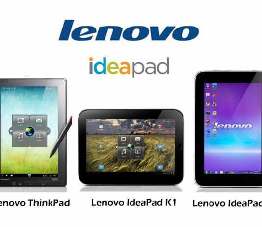 Lenovo officialise sa nouvelle gamme IdeaPad en dévoilant 3 nouvelles tablettes tactiles 9