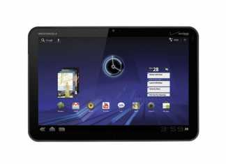 Tablette tactile Xoom : Motorola annonce la mise à jour vers Android 3.1 pour l'Europe