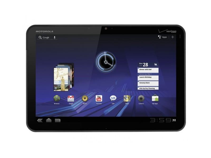 tablette tactile xoom motorola annonce la mise jour vers android 3 1 pour l 39 europe. Black Bedroom Furniture Sets. Home Design Ideas