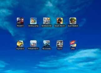 Les meilleurs jeux Android pour cet été 2011
