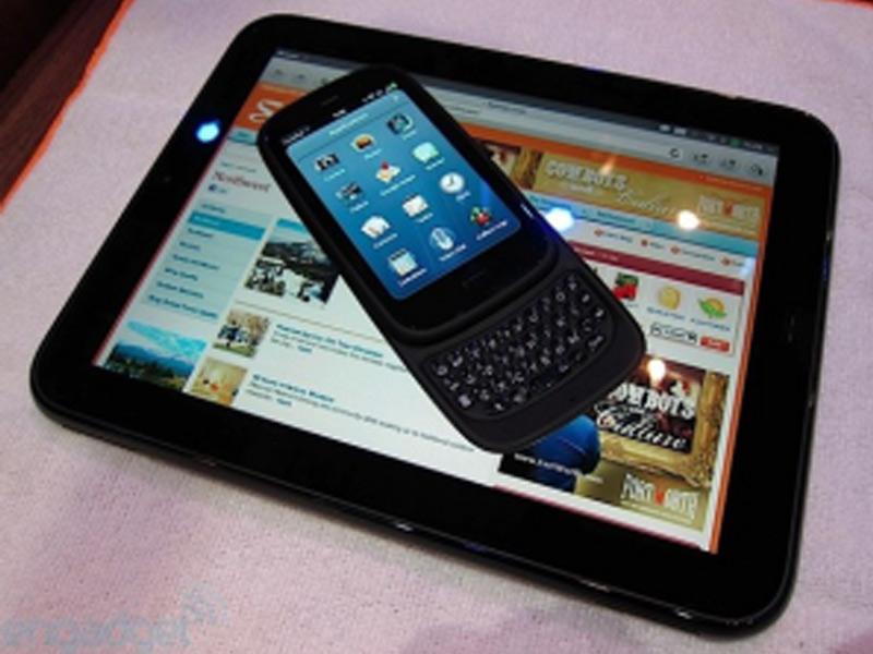 HP va stopper la tablette TouchPad