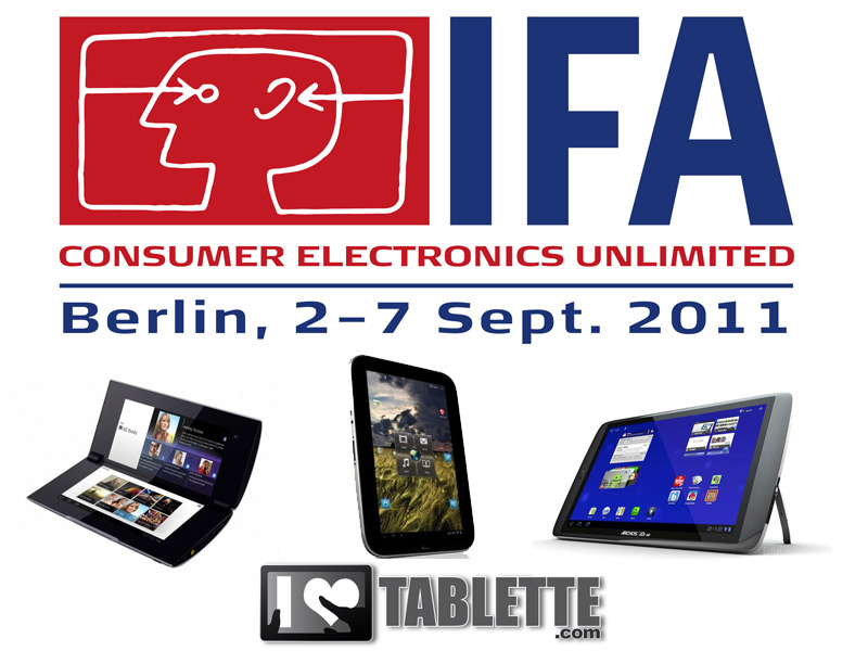 IFA 2011 : les tablettes tactiles attendues au salon de l'électronique de Berlin 12