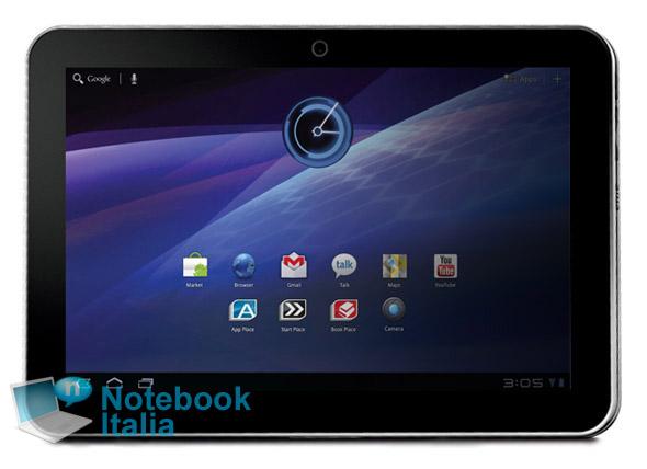 IFA 2011 : Toshiba dévoilera-t-il sa troisième génération de tablette Android ? 3