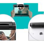 """Enceintes pour tablettes tactiles : Logitech lance un haut-parleur amovible """"Tablet Speaker"""" 1"""