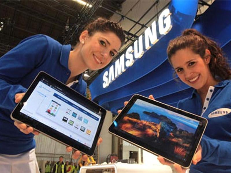 Samsung lance la Galaxy Tab 10.1 en France !