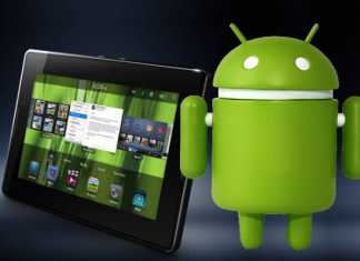 BlackBerry PlayBook 2 : un émulateur proposera le support Android 3