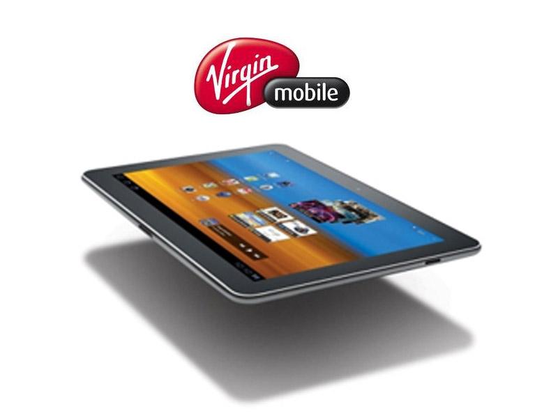 Forfait Samsung Galaxy Tab 10.1 : à partir de 1€ chez Virgin Mobile 3