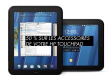 Accessoires HP TouchPad : -50% sur les accessoires de votre TouchPad 3