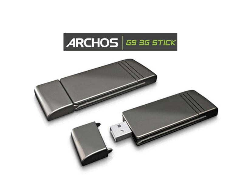 cl 3g archos g9 test de la cl archos g9 3g stick. Black Bedroom Furniture Sets. Home Design Ideas