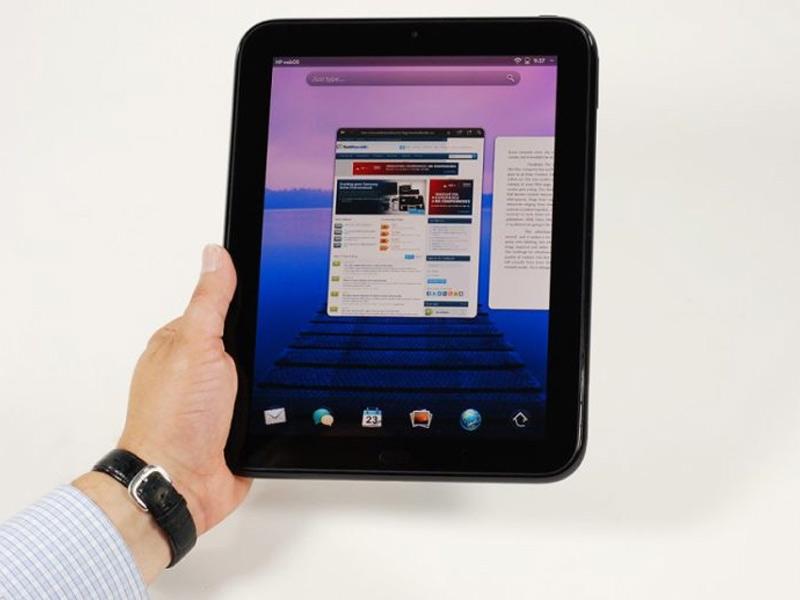 RueDuCommerce annonce 1000 HP TouchPad en vente sur son site le 7 Septembre