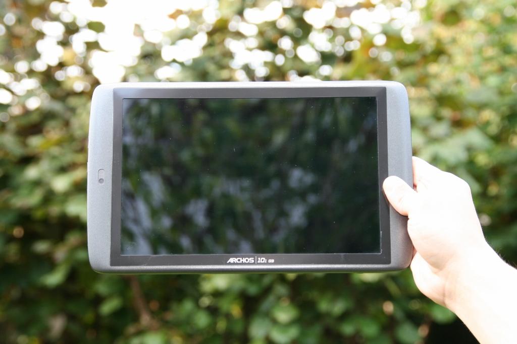 Test complet de la tablette Archos 101 G9