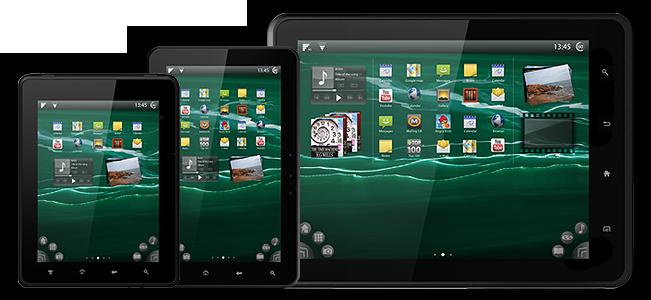 Thomson présente sa gamme de tablettes tactiles MoFing au salon de l'IFA 2011 9