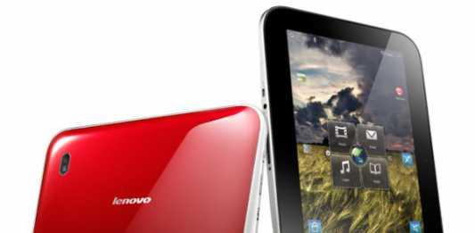 Lenovo IdeaPad K1 : démonstration de la tablette IdeaPad K1 au salon de l'IFA 2011 3