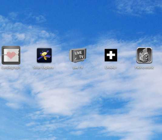 Top 5 des applications gratuites Android Septembre 2011