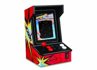Ion iCade : la borne d'arcade miniature pour iPad 2