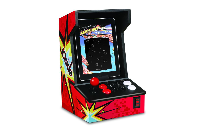 Ion iCade : la borne d'arcade miniature pour iPad