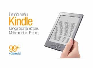 Acheter l'Amazon Kindle en France au prix de 99€ ! 2