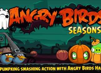 Angry Birds Ham'O'Ween : Angry Birds spécial Halloween !