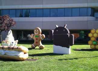 Android Ice Cream Sandwich : Date de sortie le 19 octobre prochain