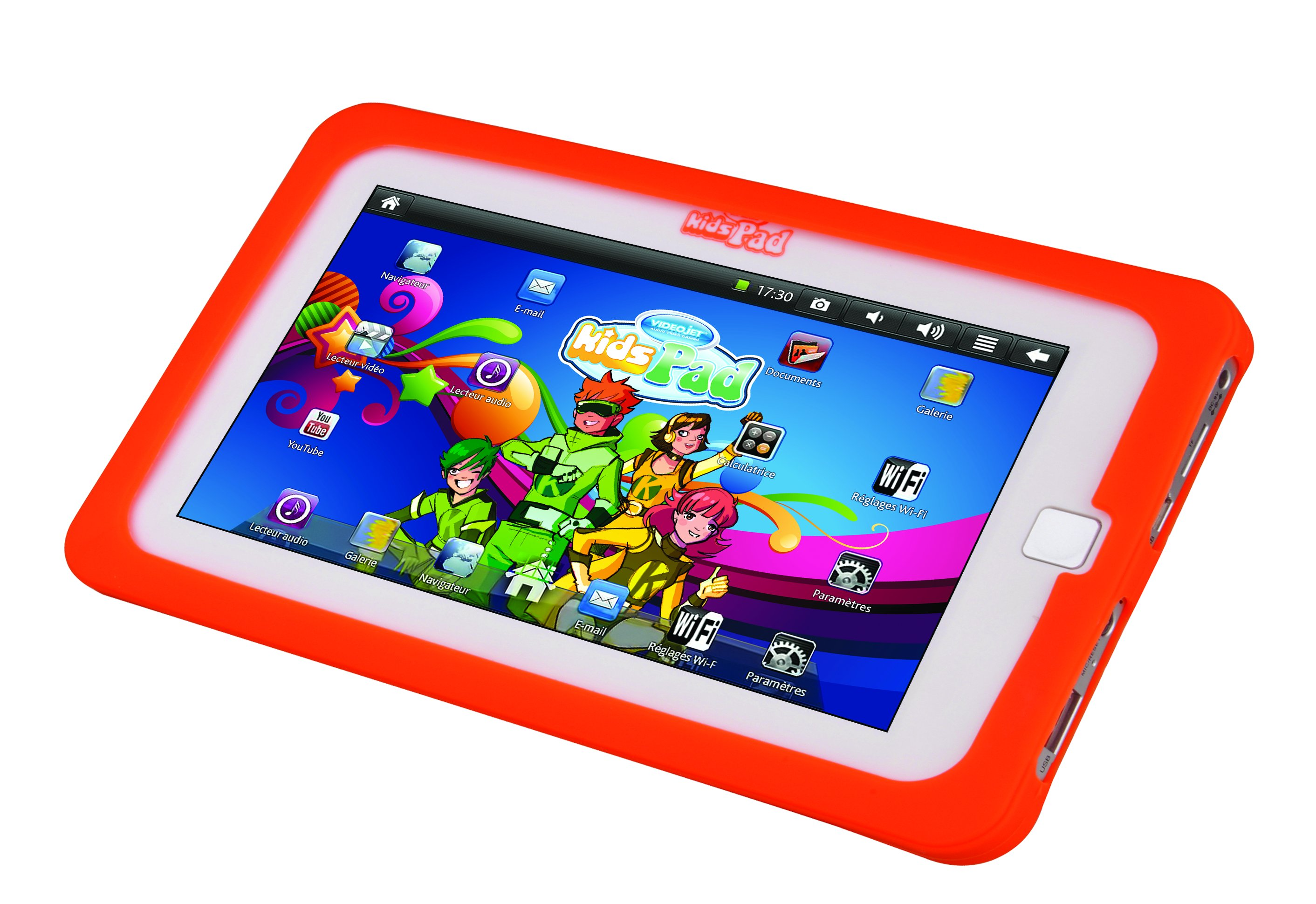 La tablette Kids Pad en s