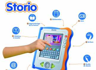 Vtech Storio : la tablette tactile éducative pour les juniors au prix de 69,98€ 4