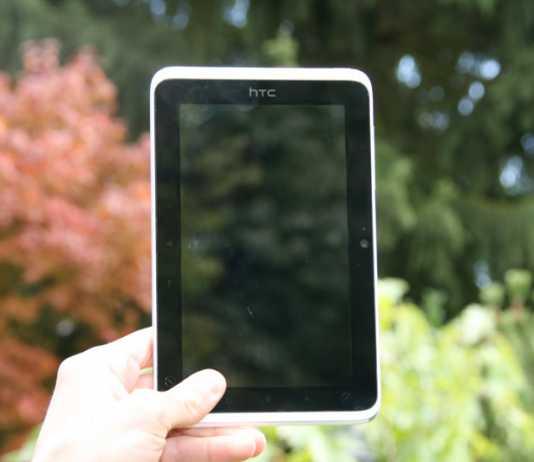 Test complet de la tablette tactile HTC Flyer WiFi 3G 2