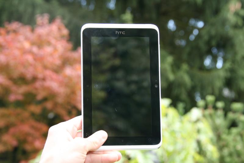 Test complet de la tablette tactile HTC Flyer WiFi 3G