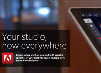 Adobe lance Adobe Touch Apps Family la suite Creative pour tablette 1
