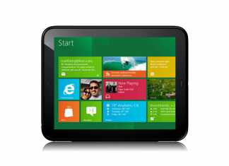 HP serait en train de tester Windows 8 pour sa tablette TouchPad 2