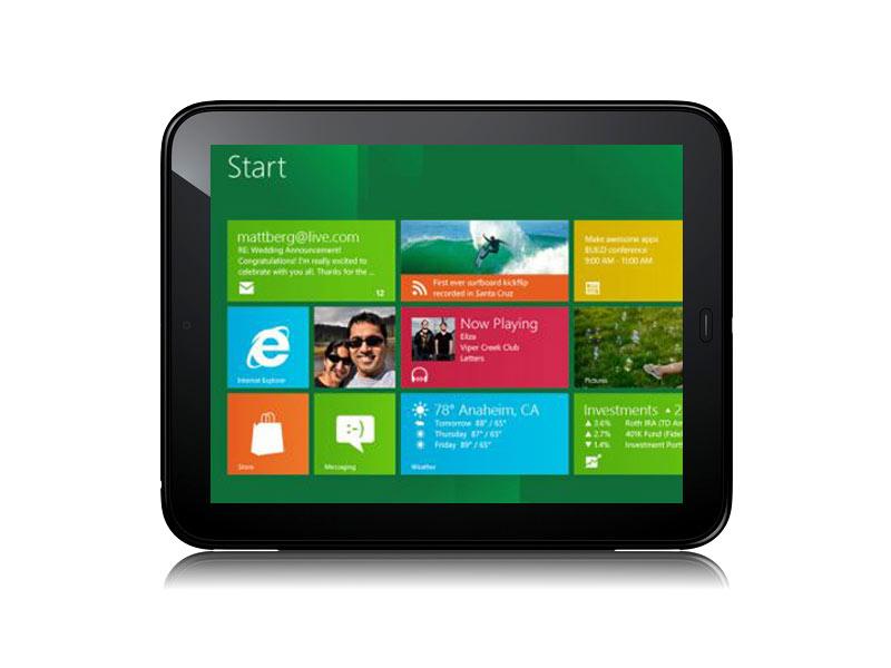 HP serait en train de tester Windows 8 pour sa tablette TouchPad