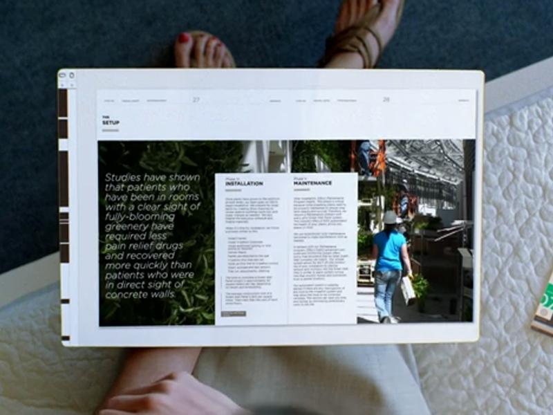 Microsoft propose une chaîne vidéo sur ce que sera l'avenir