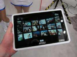 MSI ne s'attaquera finalement pas au marché des tablettes sous Android