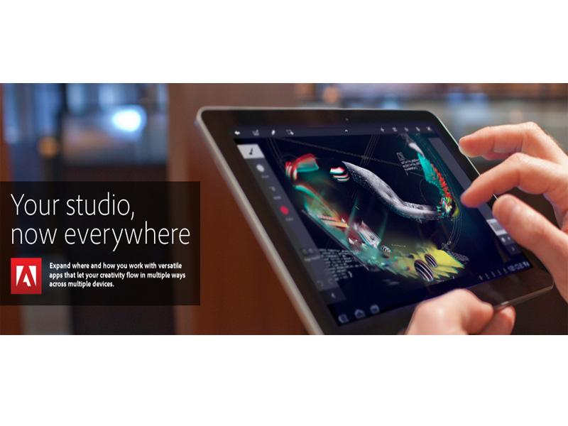 Les applications Adobe Touch pour tablettes Android sur l'Android Market !